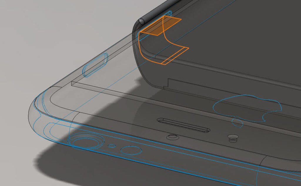 Carcasa para evitar que espíen tu iPhone