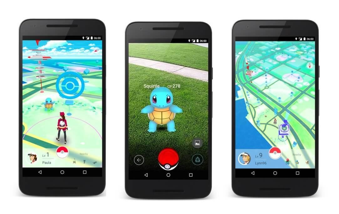 Descargar Pokemon Go en Android