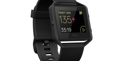 Fitbit Blaze en All metal