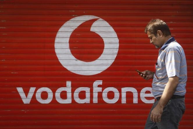 Vodafone duplica los datos de sus usuarios