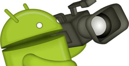 grabar la pantalla de un móvil Android