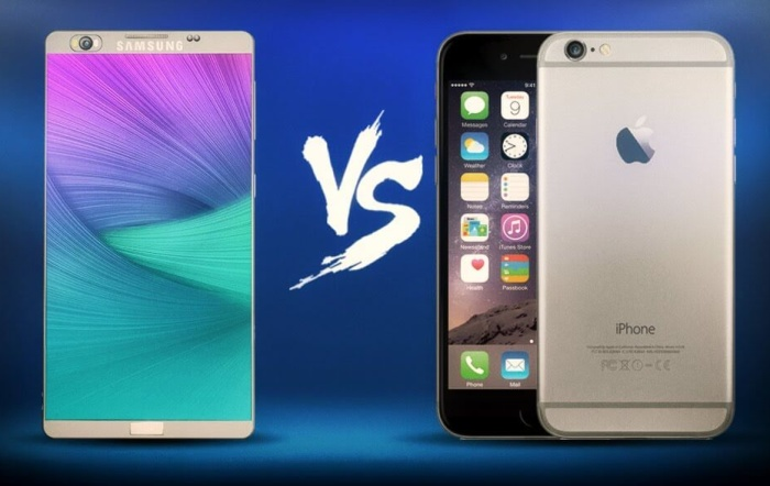 iPhone 7 vs Samsung Galaxy Note 7: lucha de titanes