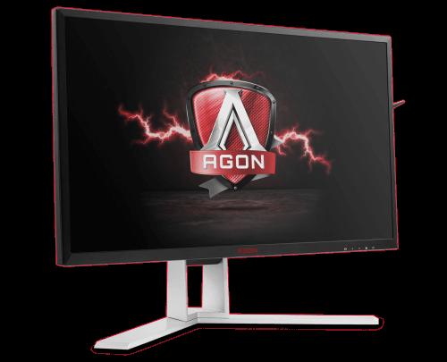 Monitores AOC AGON para gamers