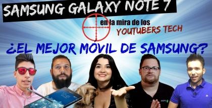 Samsung Galaxy Note 7: Opiniones sobre Características ideales