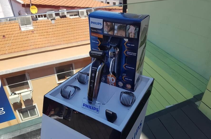 Multibarbero Philips Serie 7000