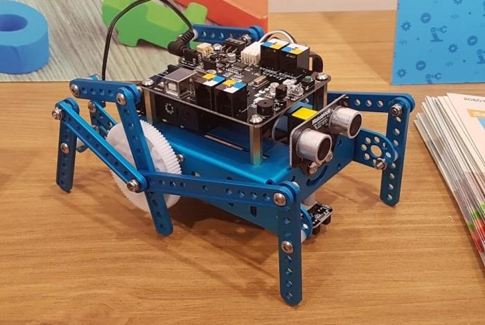 SPC y Makeblock se unen para crear robots educativos