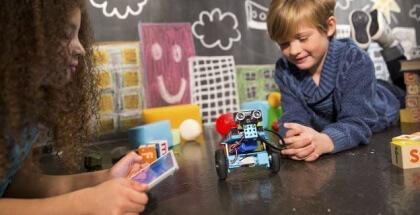 Robots educativos SPC
