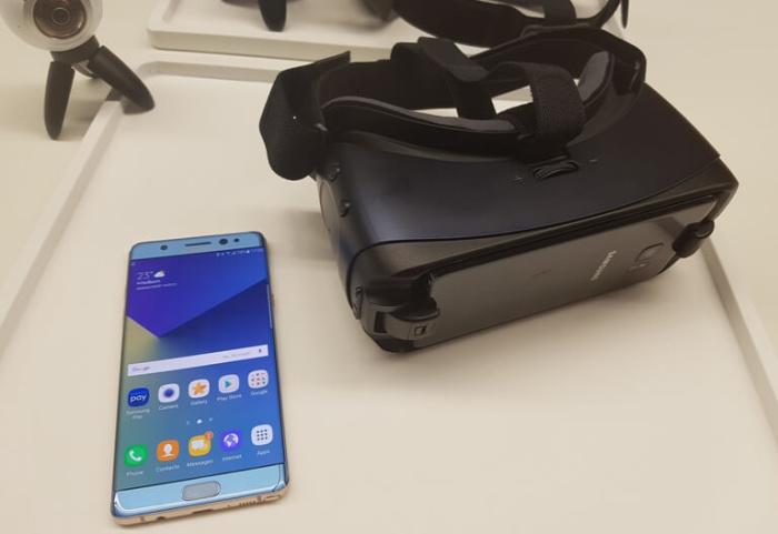 Samsung VR Live Pass: así funciona la plataforma de transmisión de eventos en realidad virtual