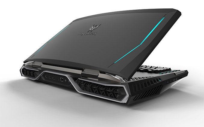 Acer Predator 21 X el portátil pantalla curva de Acer para gaming llega a IFA 2016