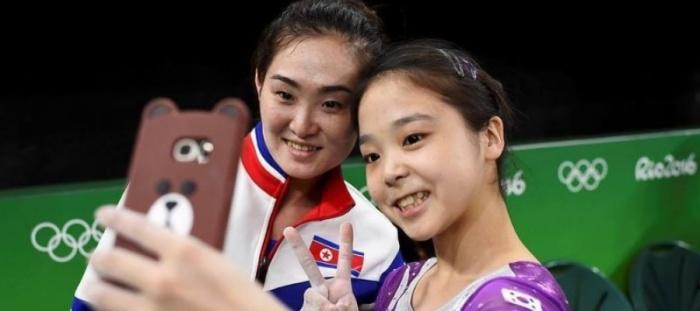 Lo que sucedió con los atletas norcoreanos y el Samsung Galaxy S7 de regalo