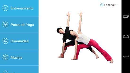 Mejores aplicaciones gratuitas para hacer ejercicios en - Musica para hacer yoga en casa ...