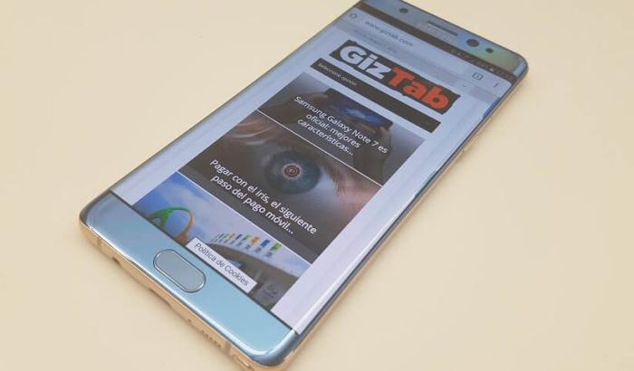 Mejores ofertas para comprar el Samsung Galaxy Note 7