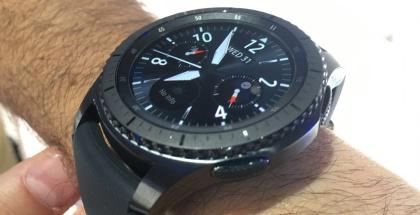 Samsung Gear S3 ya es oficial