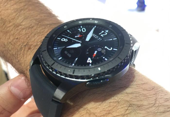 Samsung Gear S3 llega para intentar ser el mejor reloj inteligente del mercado
