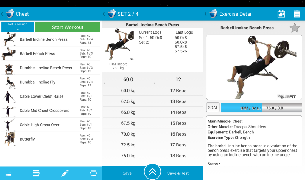 Mejores aplicaciones gratuitas para hacer ejercicios en casa giztab - Aplicaciones para hacer ejercicio en casa ...