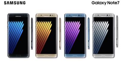 Comprar el Samsung Galaxy Note 7