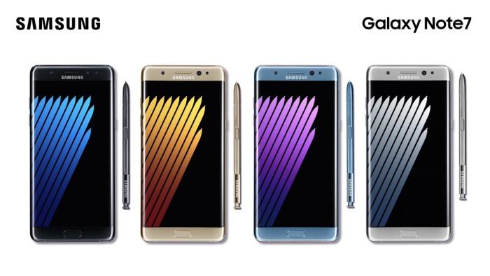 Comprar el Samsung Galaxy Note 7 en España es posible en Worten
