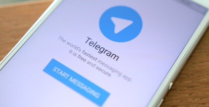 Seguridad de Telegram