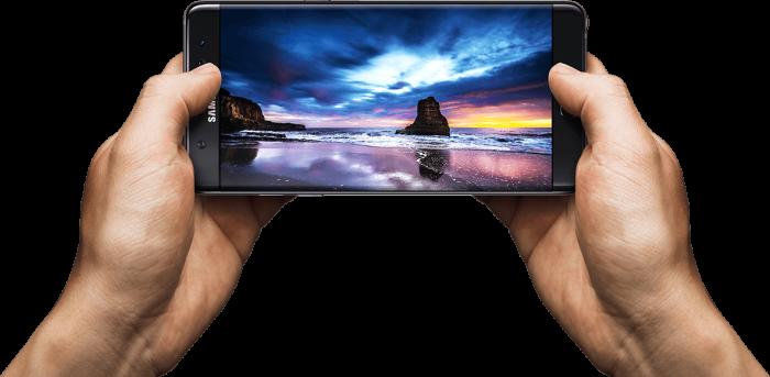 Samsung Galaxy Note 7 es oficial: mejores características