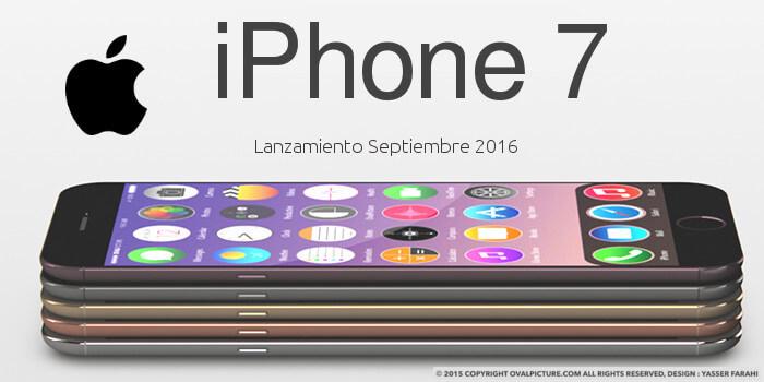 Las 7 claves del iPhone 7
