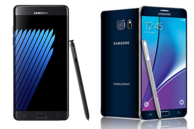 Comprar el Samsung Galaxy Note 7, todos los detalles