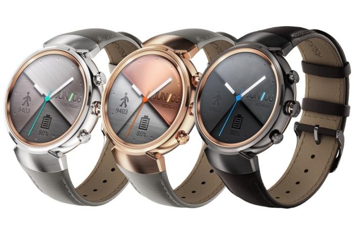ASUS ZenWatch 3, el nuevo reloj inteligente con Android Wear de ASUS