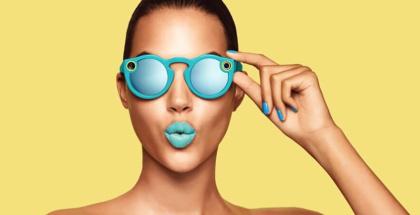 Gafas Spectacles de Snapchat