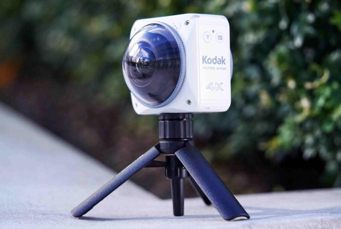 PixPro 360 4k VR, la nueva cámara de realidad virtual de Kodak