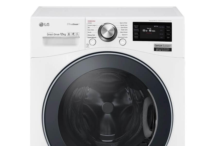 Lavadora LG Centum System