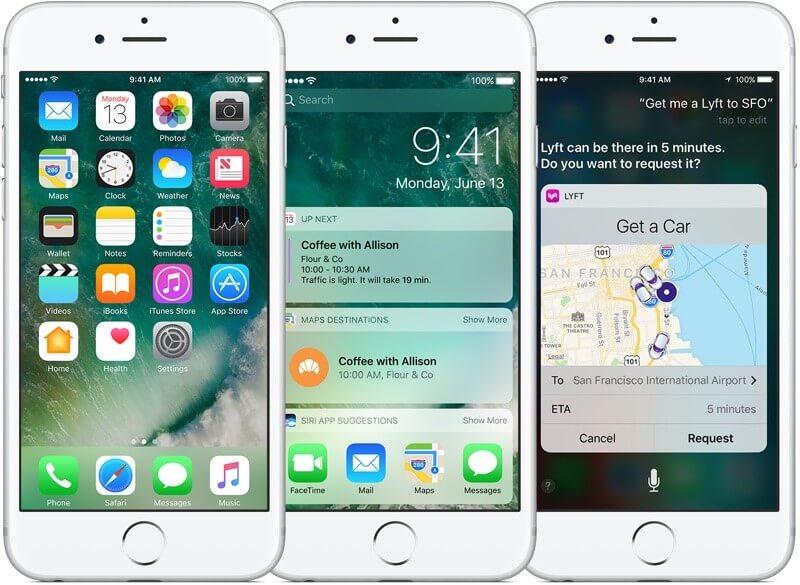 Novedades en iOS 10