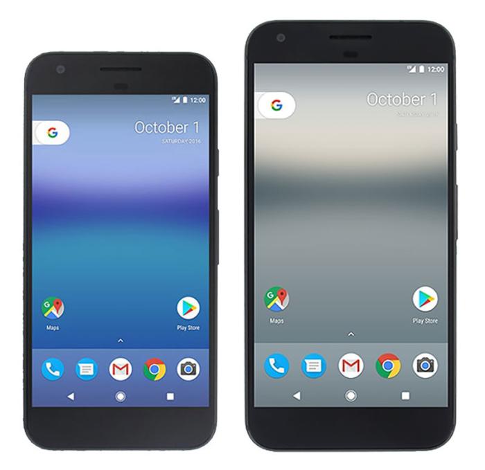 Google Pixel y Pixel XL se filtran por completo y estas son sus características