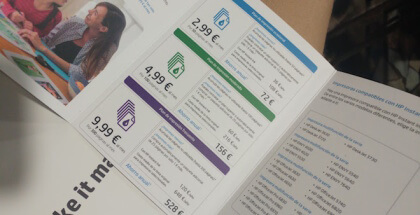 HP Instank Ink planes precio opiniones