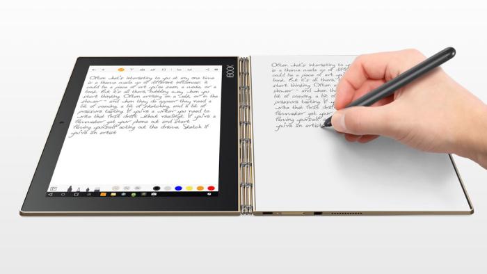 Una Lenovo Yoga Book con Chrome OS llegaría en 2017