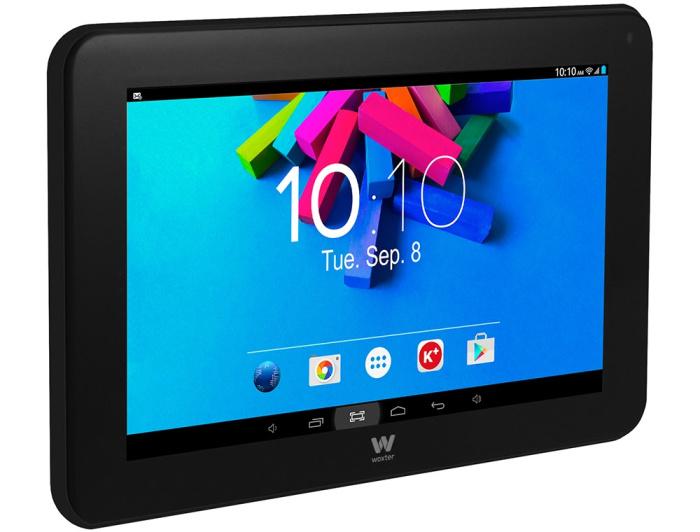 Woxter QX79, un tablet Android de 7 pulgadas por 60 euros