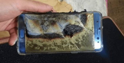 Galaxy Note 7 remplazados
