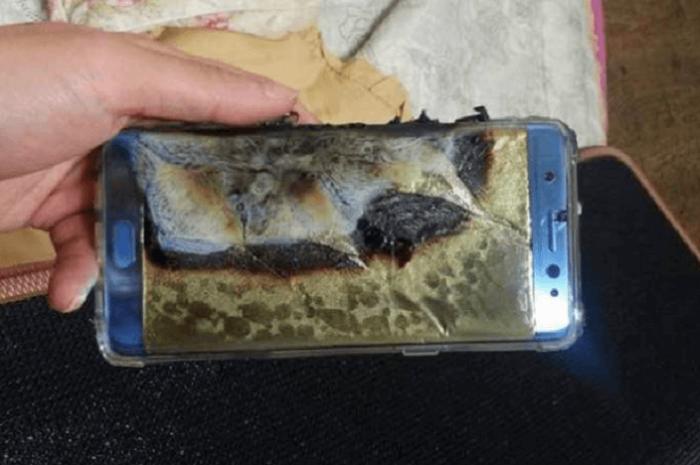 Samsung para la producción del Galaxy Note 7, el móvil que nunca debió existir