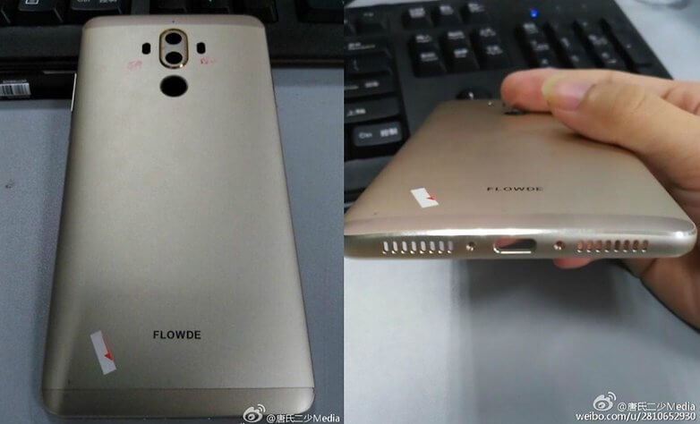 Huawei Mate 9 Pro tendrá pantalla Edge