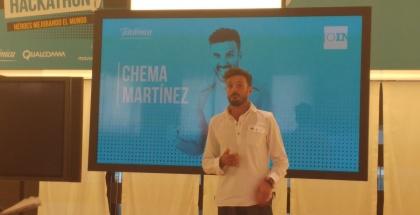 Join hackathon de Telefónica en España