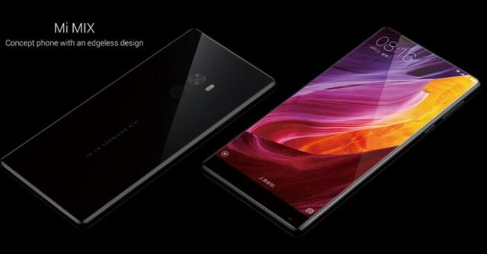 El móvil del futuro ya existe y se llama Xiaomi Mi Mix