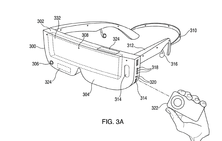 Gafas de realidad virtual de Apple