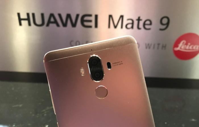 Huawei Mate 9 ya tiene Alexa de Amazon