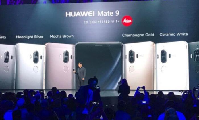 Huawei a punto de quitar el primer lugar a Samsung en el mercado de móviles español