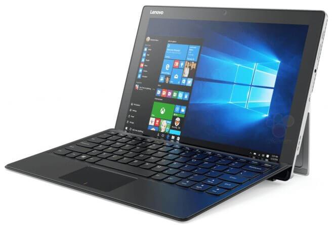 Lenovo MIIX 510, un 2 en 1 con bolígrafo que combina lo mejor de un tablet y un ordenador