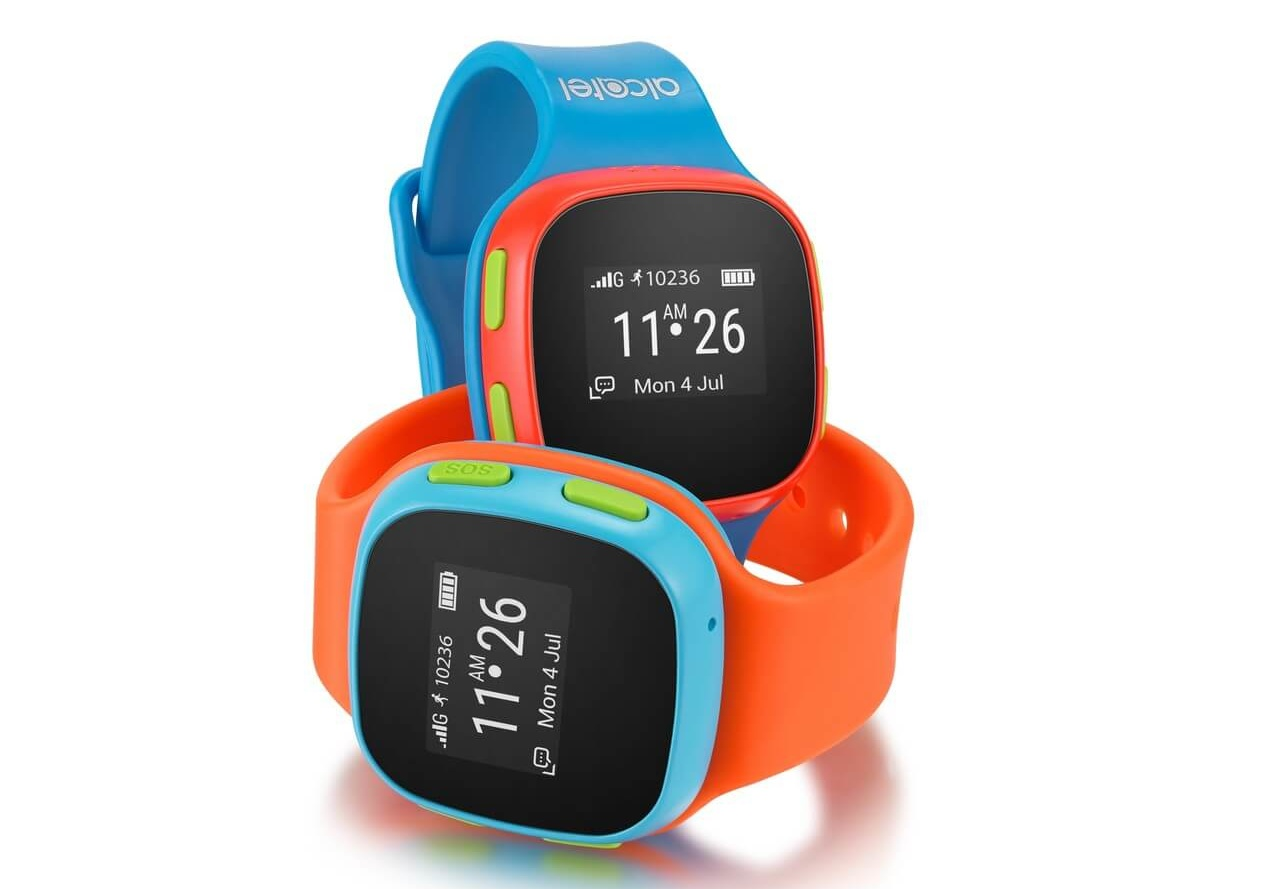 Alcatel MOVETIME Track&Talk Watch