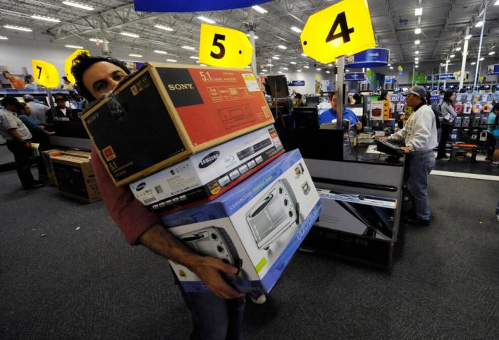 67% de los españoles podrían comprar en las ofertas de Black Friday