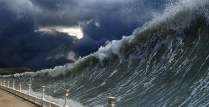 Simulador de tsunami