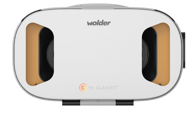 Wolder VR Glasses