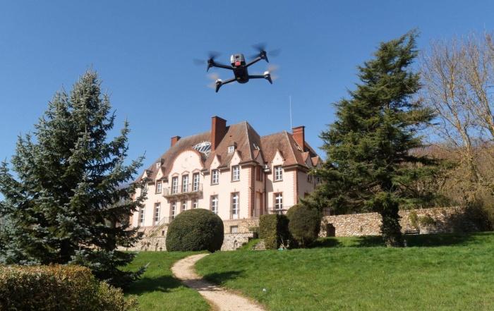 Bebop 2 Real Estate Edition, un dron que captura imágenes en 3D