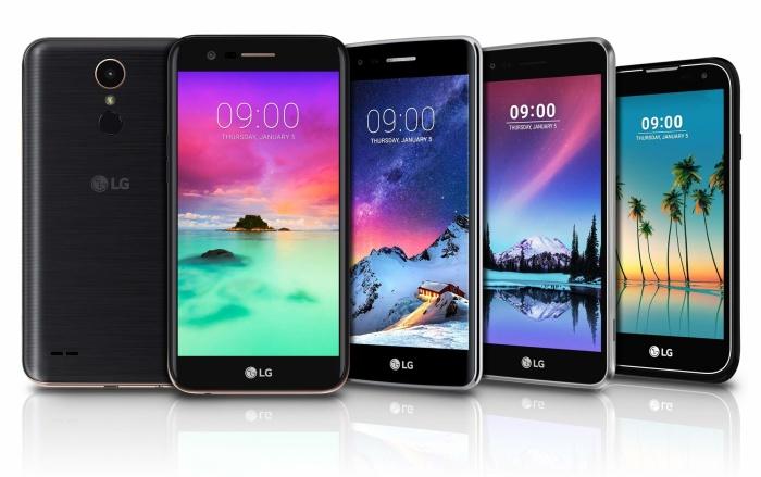LG K y LG Stylus 3: los móviles que anunciará LG en el CES 2017