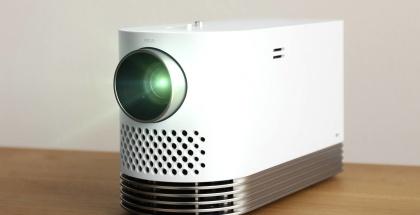Proyector láser LG ProBeam HF80J